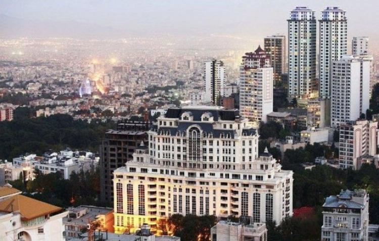 رشد 9میلیون تومانی قیمت خانه در شمال تهران