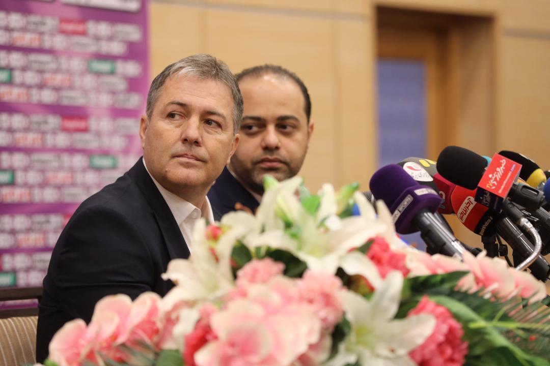 اسکوچیچ شنبه در ایران