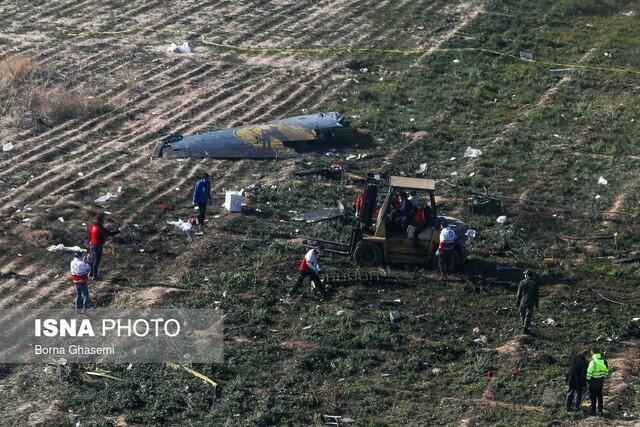 کانادا: تحلیل مقدماتی داده های جعبه سیاه هواپیمای اوکراینی سرانجام یافت