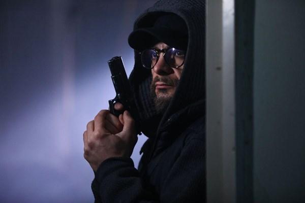 بازیگر دنیای شیرین در نقش داعشی اروپایی