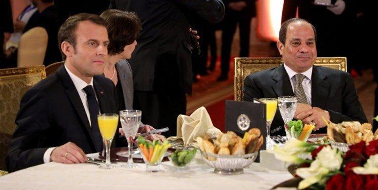 پروژه مصر و فرانسه علیه ترکیه