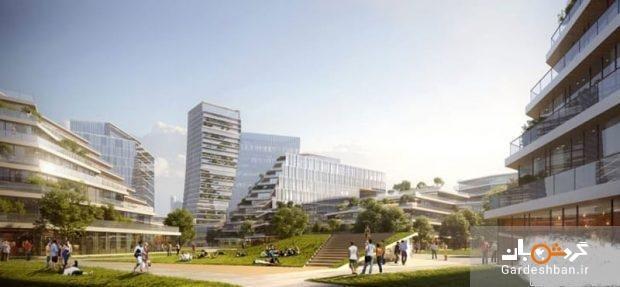 شهر نت سیتی بدون هیچ آلودگی ساخته خواهد شد؟