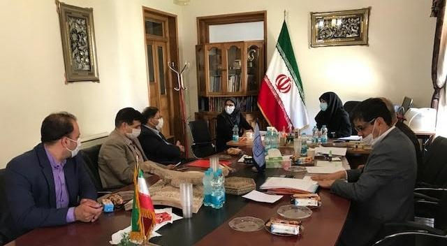 بررسی نهایی پرونده های شهرها و روستاهای ملی 4 استان کشور انجام شد