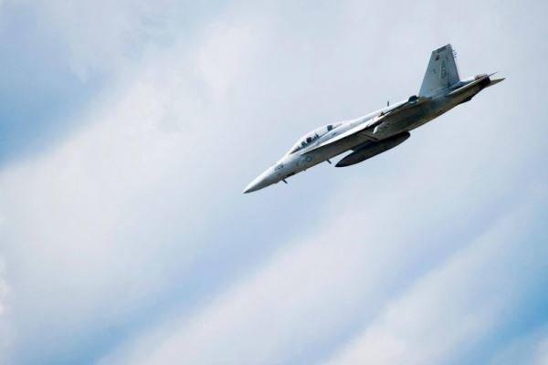 کشته شدن افسر سوری در حمله هوایی آمریکا