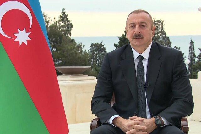 الهام علی اف دلایل درگیری با ارمنستان را تشریح کرد