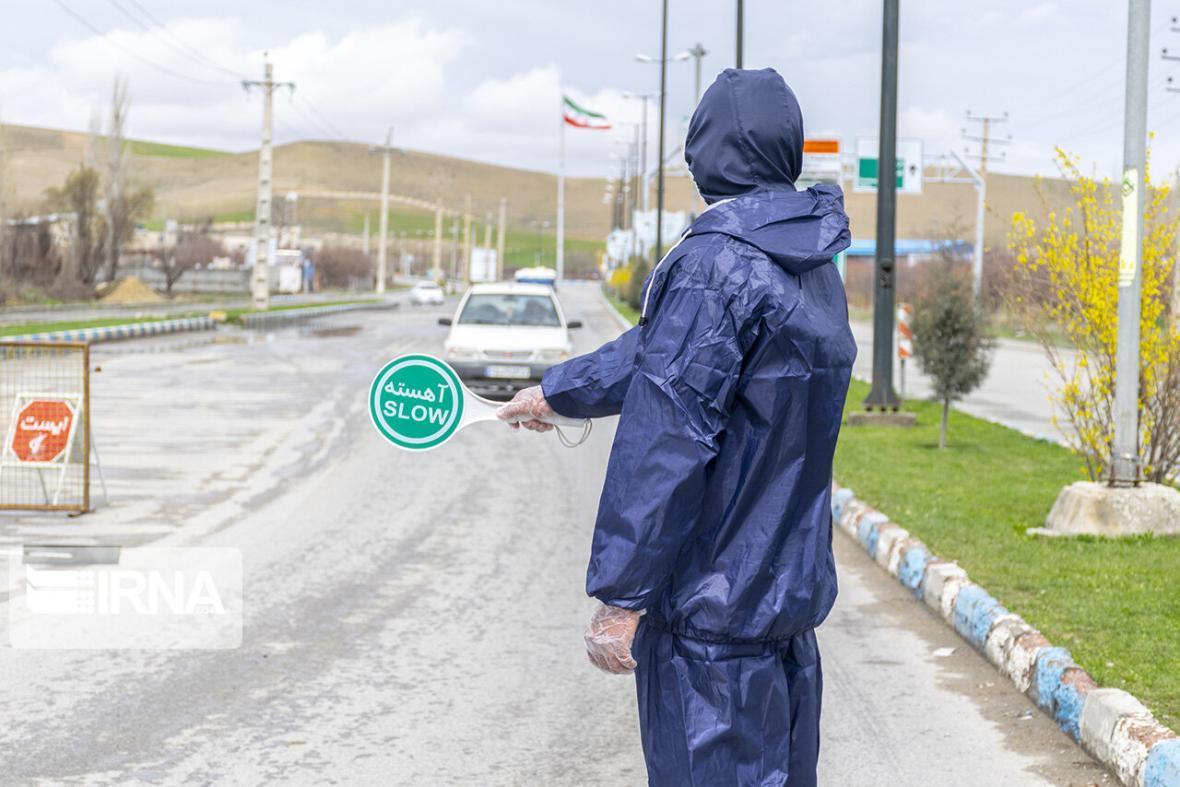 خبرنگاران ممنوعیت تردد و ترافیک در محورهای شمالی کشور