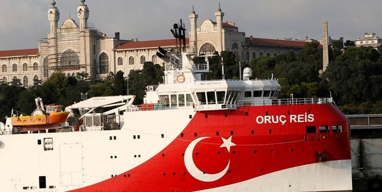 بیانیه مشترک آلمان، فرانسه و لهستان درباره اقدامات ترکیه در مدیترانه
