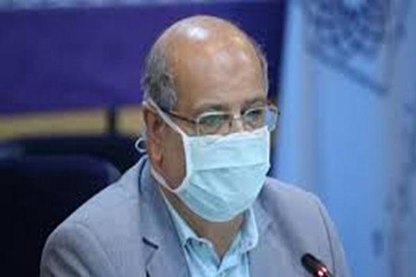 جان باختن 70 بیمار بر اثر کرونا در 24 ساعت گذشته در تهران