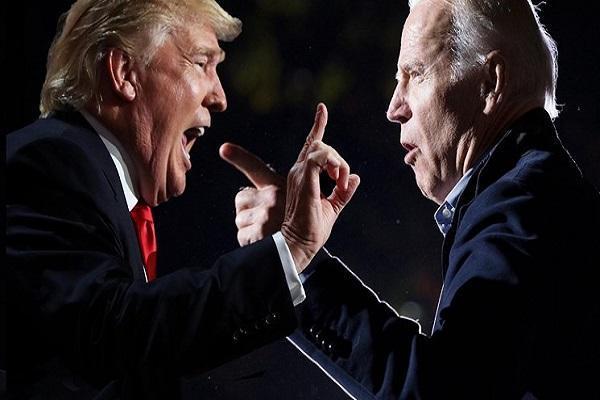 بایدن: اگر ترامپ هنوز کرونا داشته باشد مناظره دوم نباید برگزار گردد