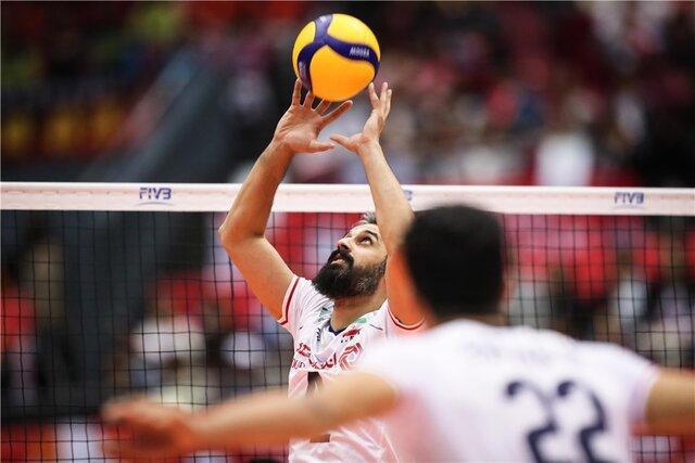 انتخاب سعید معروف به عنوان بهترین بازیکن دنیا