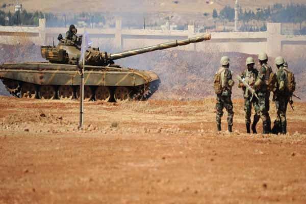 نیروهای ارتش سوریه 3 عنصر تکفیری را به هلاکت رساندند