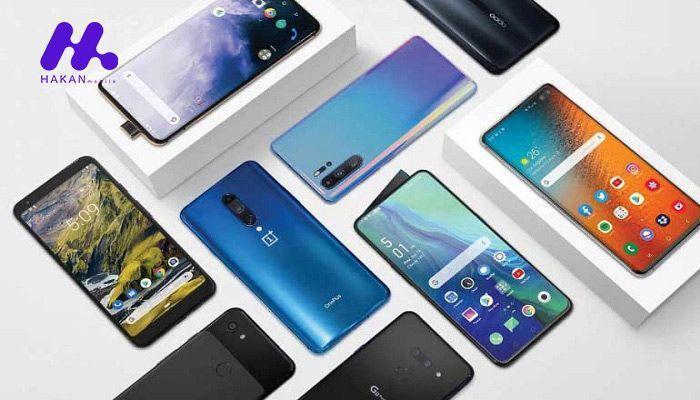 هاکان موبایل بهترین مرکز خرید گوشی های آیفون جدید