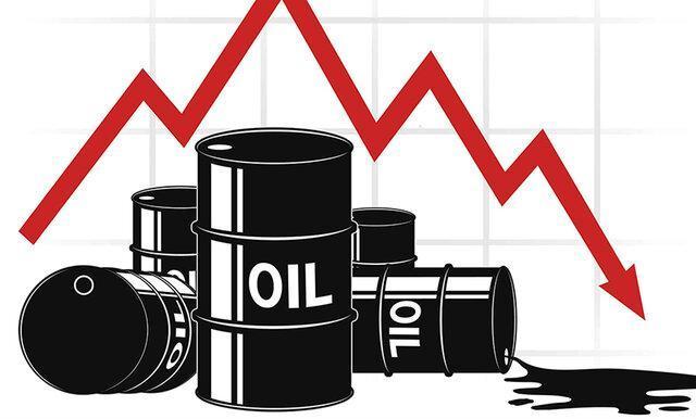 قیمت نفت نزولی شد