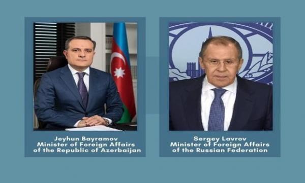 تماس تلفنی روسیه و جمهوری آذربایجان در خصوص توافق قره باغ