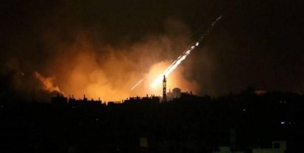 شلیک خمپاره به سمت پایگاه آمریکا در سوریه