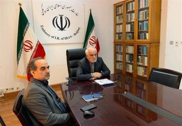 سفیر ایران: خبرهای خوبی درباره روابط ایران ـ چین در راه است