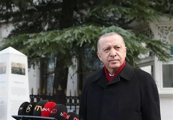 اردوغان: آمریکا باید از حوادث اتفاق افتاده در دوران انتخاباتش احساس شرم کند