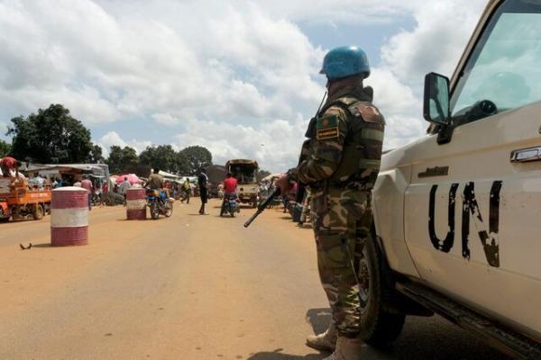 سازمان ملل 3700 نیروی دیگر به نیروهای مستقر در جمهوری آفریقای مرکزی افزود