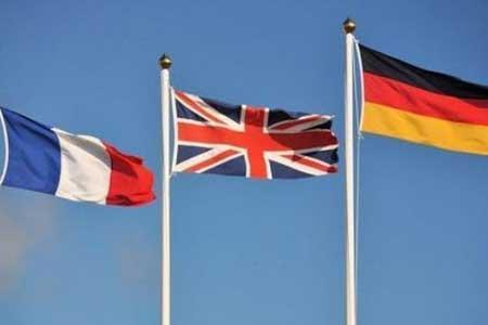 بیانیه سه کشور اروپایی به شورای حکام در مورد ایران