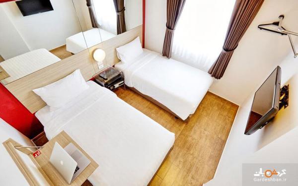 هتل سه ستاره رد پلنت در مرکز شهر پاتایا؛ هتلی با موقعیت مکانی بی نظیر، عکس