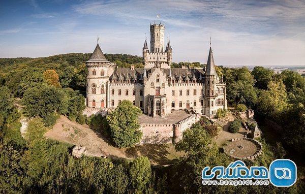 وقف قلعه تاریخی هانوفر و شکایت شاهزاده آلمانی از پسرش