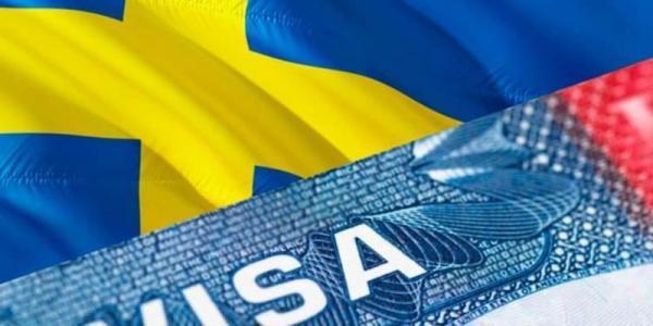 ویزای آمریکا: دریافت ویزای تحصیلی و اقامت سوئد
