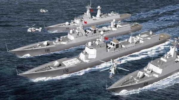 رزمایش دریایی چین در دریای چین جنوبی، هشدار کیسنجر درباره خطر جنگ آمریکا با چین
