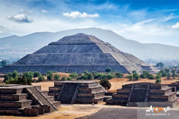 تئوتیئواکان؛ مکان تاریخی مهم مکزیک در خطر