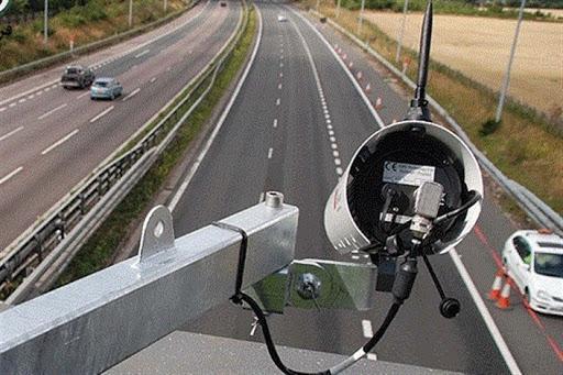 برنامه ریزی برای نصب 2 هزار دوربین ثبت تخلف در جاده ها