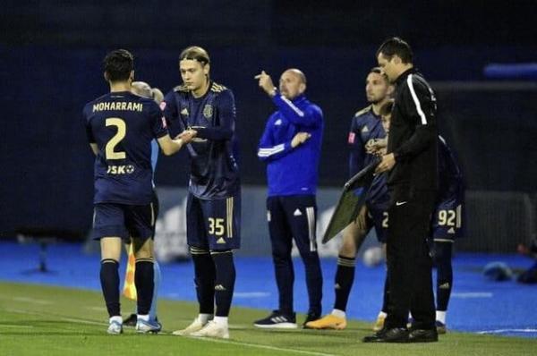 بازگشت صادق محرمی در آخرین بازی دیناموزاگرب، خبر خوب برای تیم ملی