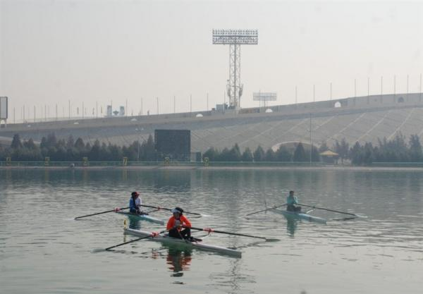 مسابقات روئینگ انتخابی المپیک، کیمیا زارعی و زینب نوروزی در قایق دونفره فینالیست شدند