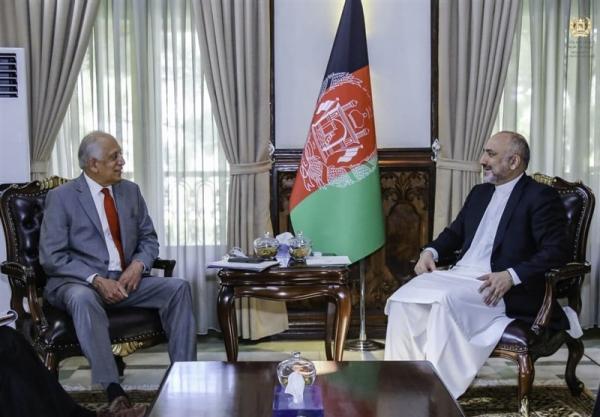 فصل تازه همکاری های کابل-واشنگتن محور دیدار اتمر و خلیلزاد