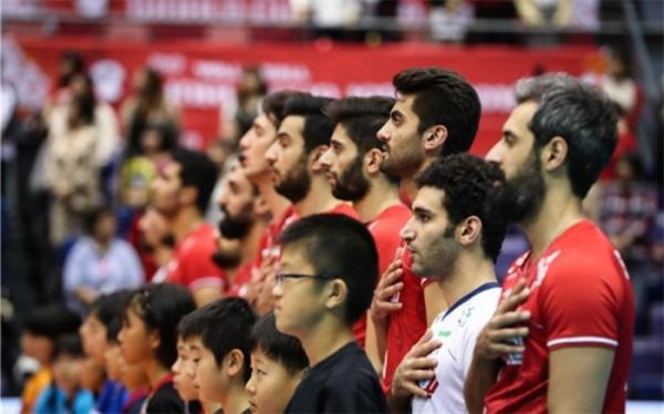 برنامه دیدارهای تیم ملی والیبال ایران در لیگ ملت ها اعلام شد