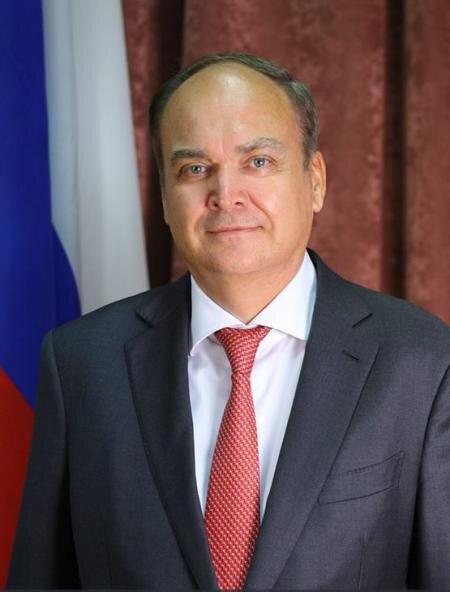 سفیر روسیه در آمریکا به واشنگتن برگشت