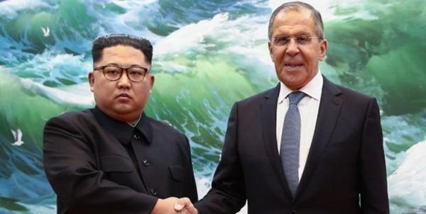 لاوروف: روسیه آماده یاری به کره شمالی در مبارزه با کرونا است