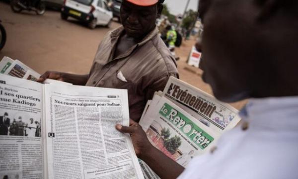 اخراج وزیران دفاع و امنیت بورکینافاسو در پی حملات تروریستی