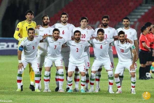 خبر خوب برای هفت ملی پوش ایران