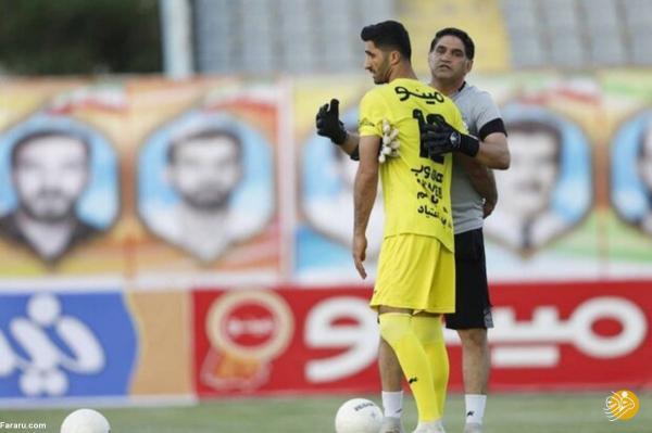 دو بازیکن استقلال ملاقات با سپاهان را از دست دادند