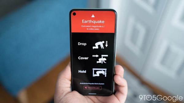 سیستم هشدار زلزله اندروید در فیلیپین به کار گرفته شد و مردم را پیش از آغاز زمین لرزه از خواب پراند