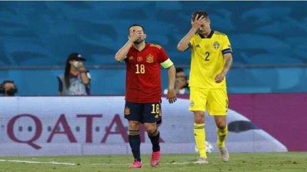 اسپانیا صفر ، سوئد صفر، دیوار سوئدی مانع از پیروزی ماتادور ها در یورو 2020 شد