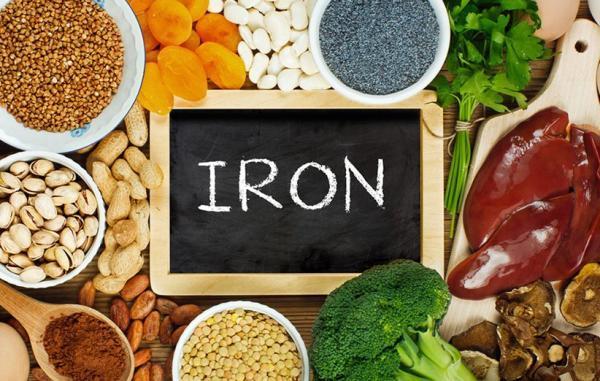 چگونه جذب آهن از مواد غذایی را افزایش دهیم؟